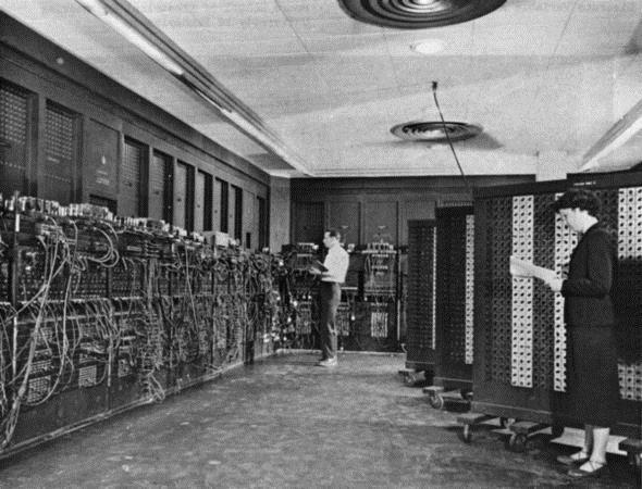 1946 год: ЭНИАК