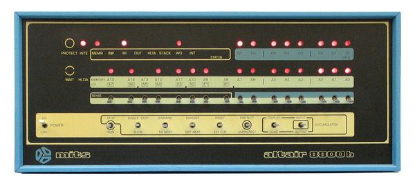 1975 год: Altair 8800
