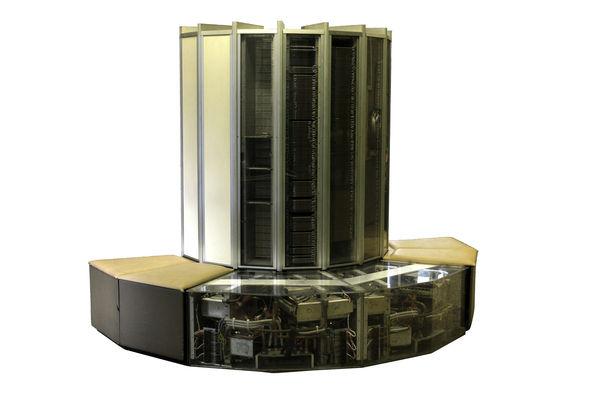 1976 год: Cray 1