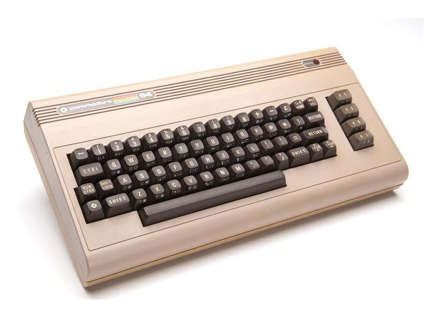 1982 год: Commodore 64