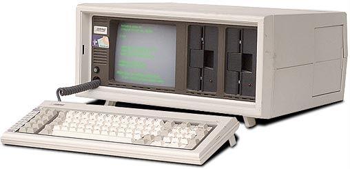 1983 год: Compaq Portable