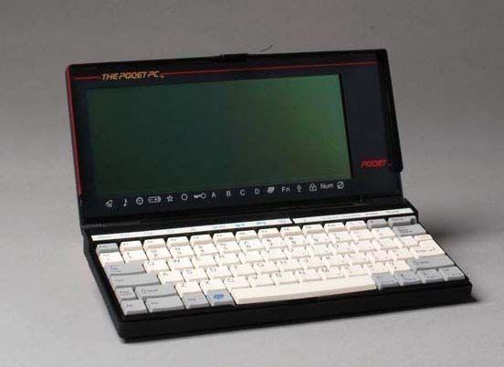 1989 год: Poqet PC