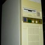 Настоящий антикварный Big-tower сервер